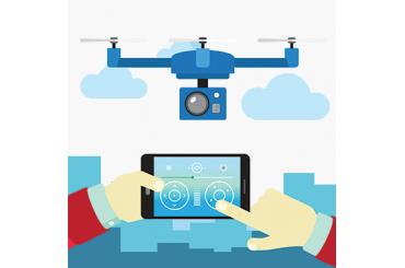 Прокат дрона, квадрокоптера (Аэросъемка)