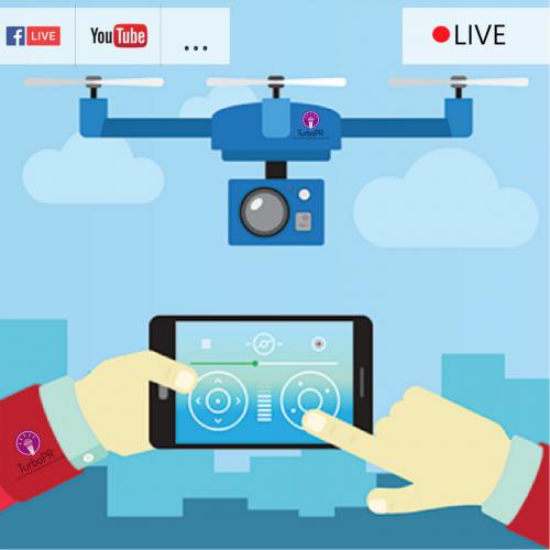 Аэросъемка (+ Live трансляция)