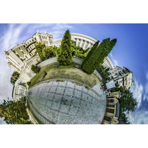 Виртуальный аэро-тур