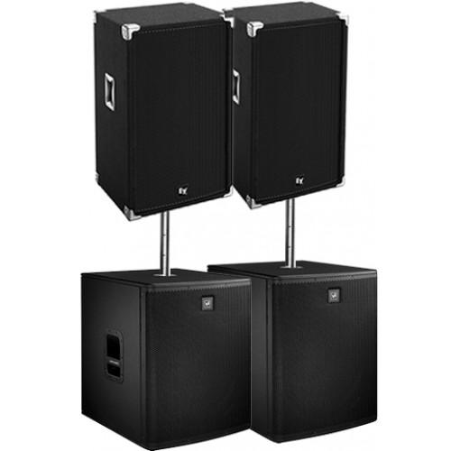8) Комплект Electro  Voice (5,6 кВт)
