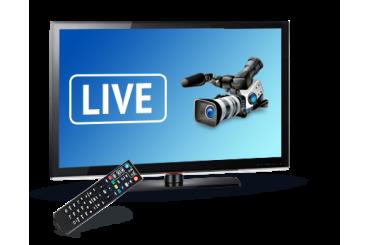 Онлайн трансляция (Stream)