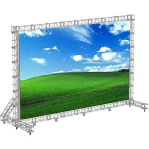Светодиодный экран 3х4 м, 2 мм pitch, комнатный