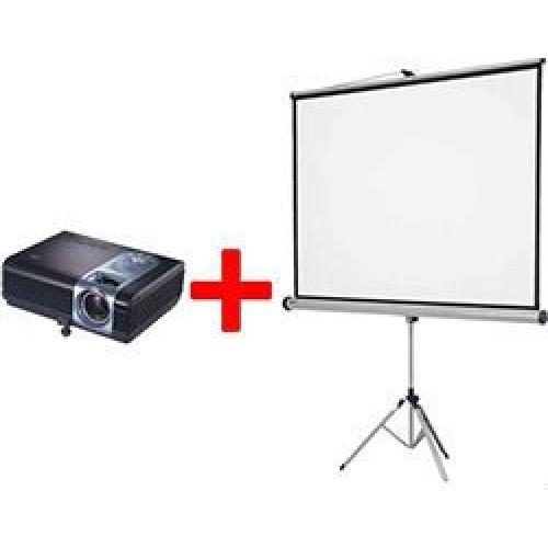 Проектор +экран