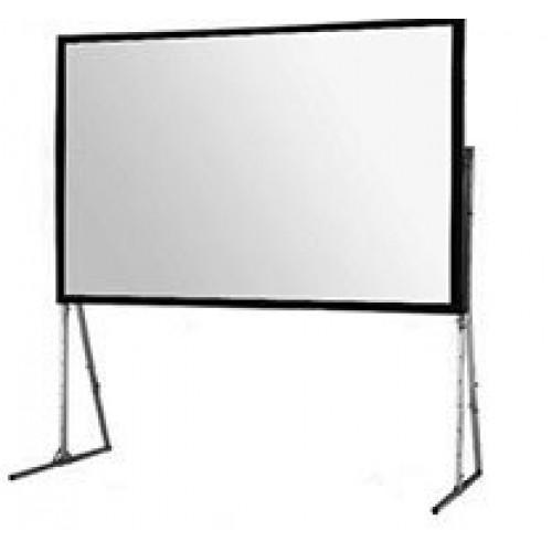 Экран на каркасе для проектора