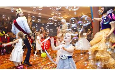 Мыльные пузыри на Вашем празднике